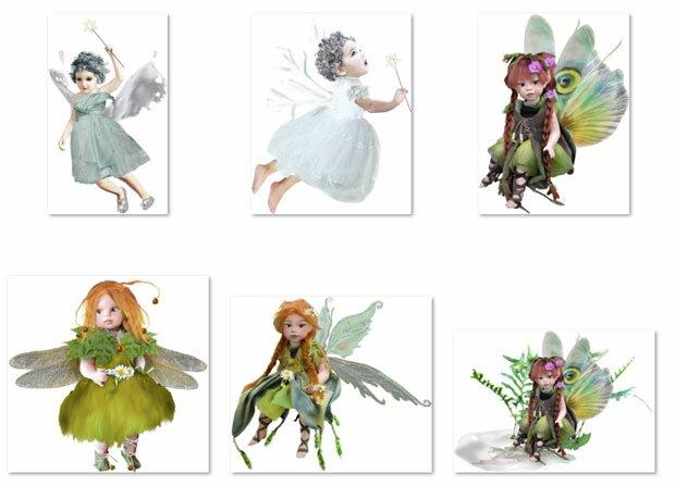 Зеленые феи