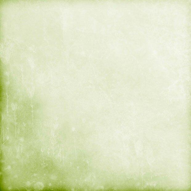 Зеленая абстракция
