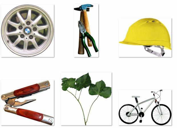 Велосипед и каска