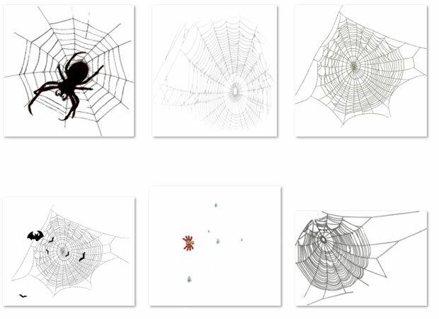 Пауки плетут паутину
