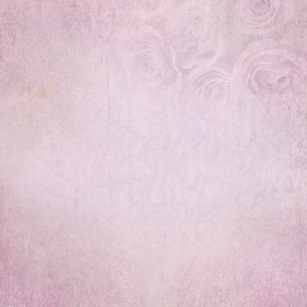 Букет роз на розовом