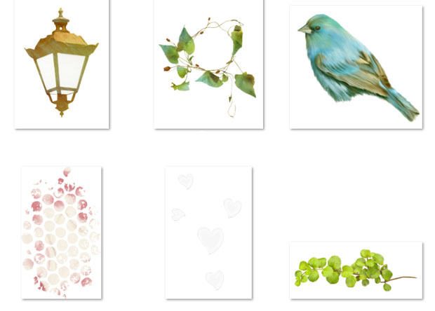 Птица и фонарь