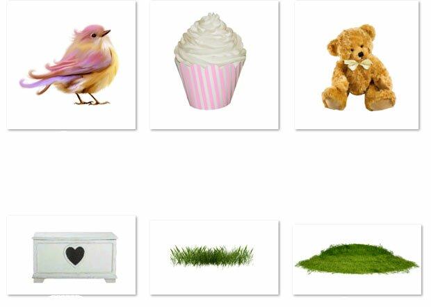 Птичка и трава