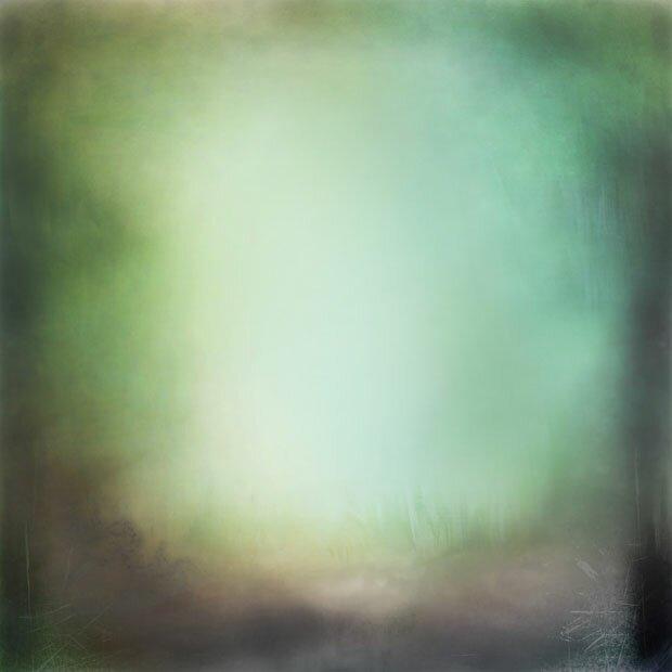 Фон зеленой травы