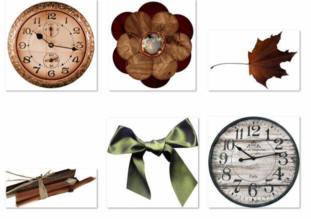 Цветы и время