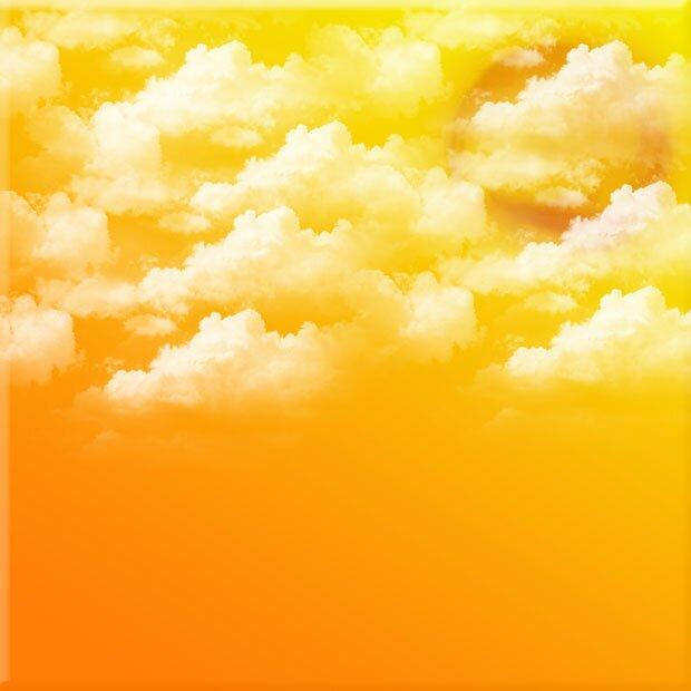Тропическое солнце