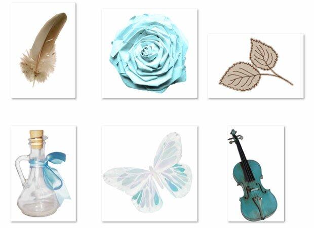 Музыка, цветы и духи