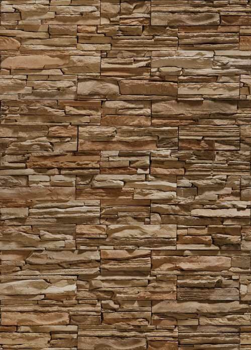 Стена изо камня