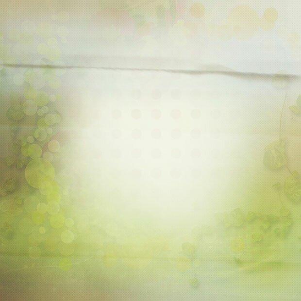 Фон с зеленью