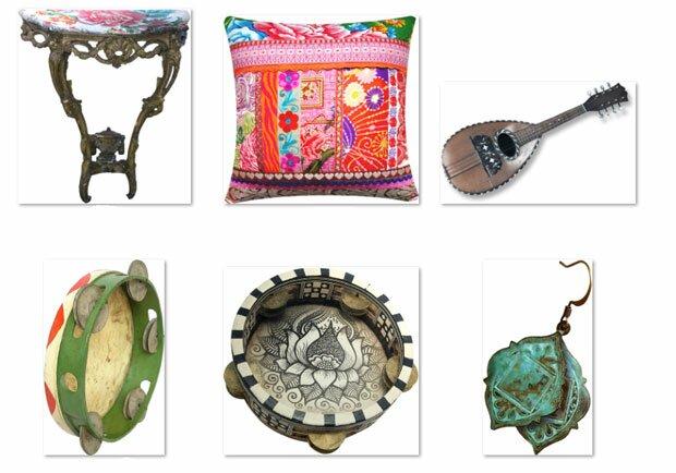 Музыкальные инструменты цыган