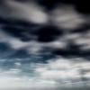 Грозовое небо, молнии