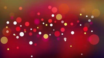 Цветные огни