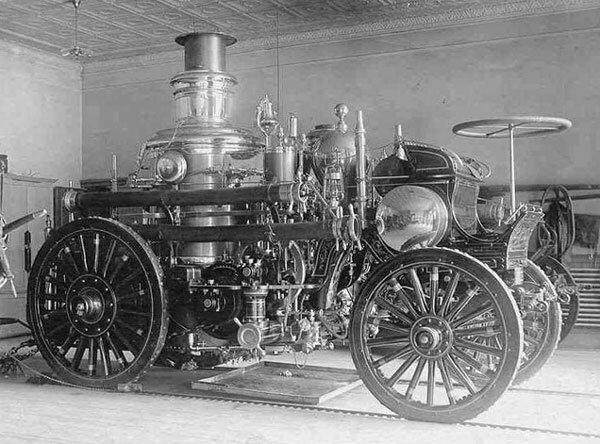 Паровая машина Ползунова