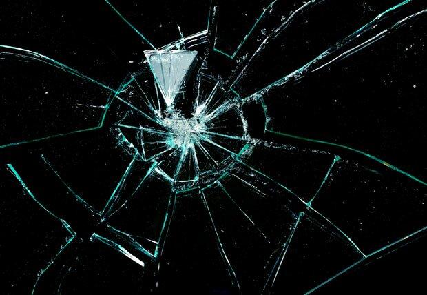 Осколок стекла