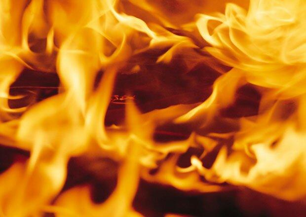 Пламя повсюду