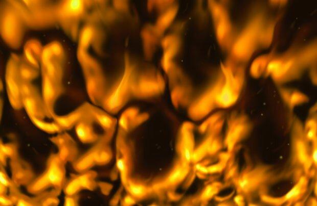 Порывы пламени