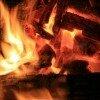 Фон - Пламя огня