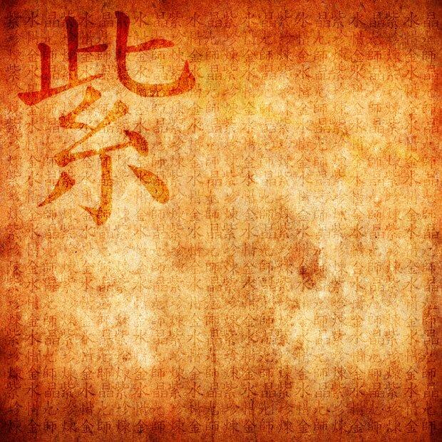 Буквы иероглифы
