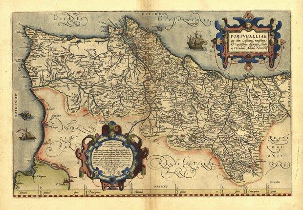 Фоны для презентаций - Историчекие карты