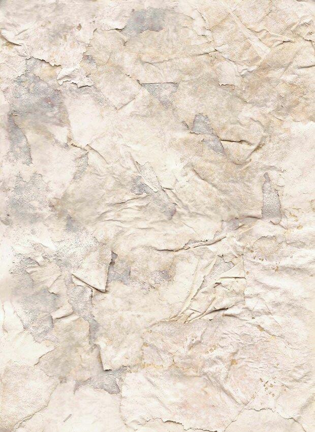 Склеенная бумага