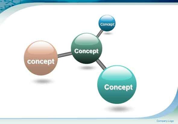 Шаблон презентации Графики и диаграммы - основная часть