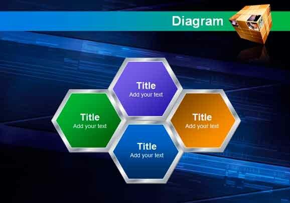 Шаблон презентации Анализ данных, графики - содержание